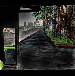 Cowplain - Bus Stop by PekoeBlaze