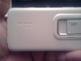 N900 White Housing 10 by J0hnMcClane