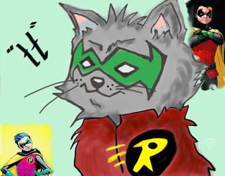 Cat!Robin by Ren-o27