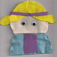 CD-i Zelda hand puppet by TheHylianHaunter