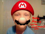 Baby Mario LoL by TheHylianHaunter
