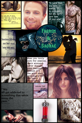 Couple's Board - Faoren and Saorae by deathlover2006