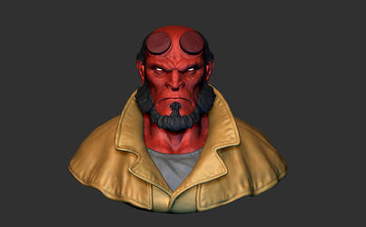ZBrush Document 1 by SiluSP