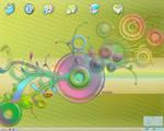 January desktop by magbag
