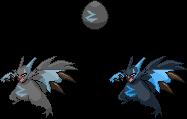 Zergoose Sprites by Pokii-kun