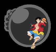 Monkey D. Luffy by Pokii-kun