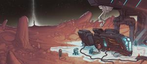 mars fuel by cliff-rathburn