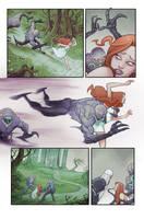 Cthulhu Mythos by cliff-rathburn