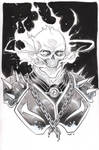 Cosmic ghost rider by cliff-rathburn
