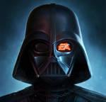 EA Vader by PRDart