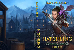 Hatchling Cover Art by PRDart