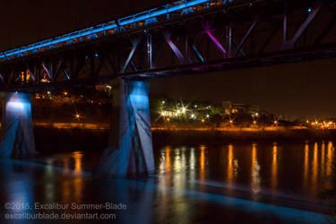 Evening Bridge 2 by ExcaliburBlade