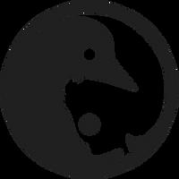 GNULinux YinYang Logo by Dablim
