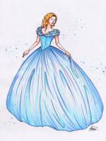 Cinderella by crimson-firelight