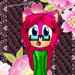 Pinki with Glasses by PinkHurricane56