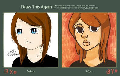 Draw this again 2012 by mellamelfran