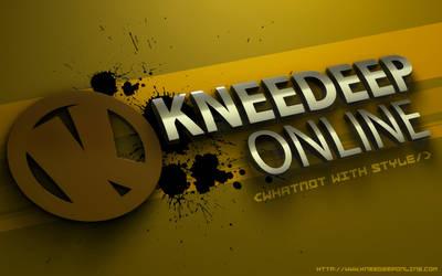 Kneedeep Logo November by ranhan