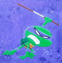 Donatello by xanderthurteen