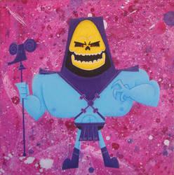 Skeletor by xanderthurteen
