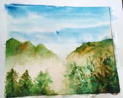 Mist by JovanaGreen