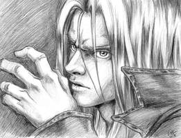 Future Trunks - realistic by Rider4Z