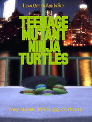 TMNT in SL Pic 2 by HarryWatson