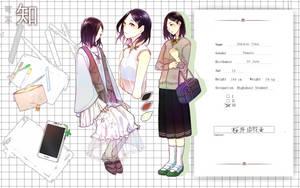 FnS: Sakurai Yuka by soemei