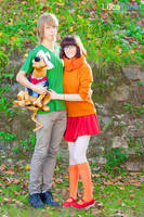 Scooby Doo by LucaTonet