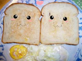 Toasty Love by KitsuneShinzui