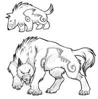Murr Concept Sketchydoodles by gryphonworks