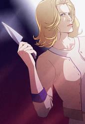 KNIFE by panatheist