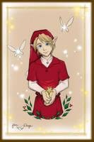 Elenath's Star by wings33