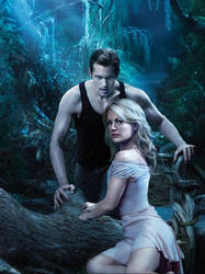 Eric and Sookie True Blood by SmartyPie