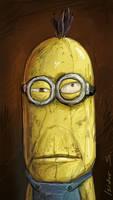 The last banana  by IsidorSwande