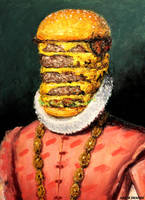 Burger King by IsidorSwande