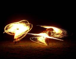 Firestorm Battle by MD-Arts