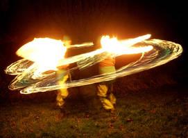Fire Twins by MD-Arts