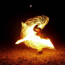 Cygnus on Fire by MD-Arts