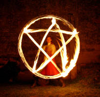 The Rise of the True Pentagram by MD-Arts
