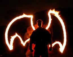 Fire Winged Demon - II by MD-Arts