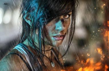 Tomb Raider 2013 by MD-Arts
