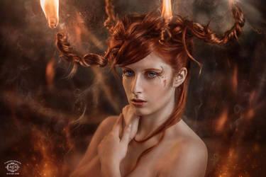 La Flamboyante by MD-Arts