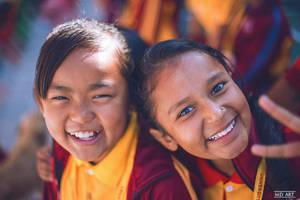 Nepali Girls by MD-Arts