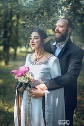 Elvish Wedding by MD-Arts