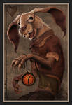 The White Rabbit by Aldana-Digital-Arts