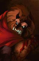 the Beast by Ahrrr