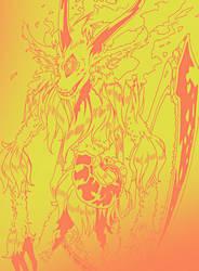 BAPHOMET by SkollRage