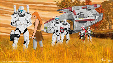 Republic Commando Hard Contact by FoxbatMit
