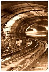 En el tunel by elfic