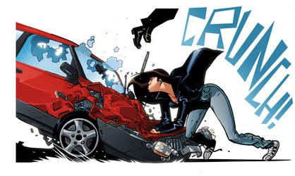 Always fasten your seatbelts. by dietrock